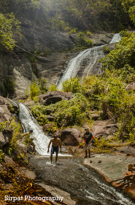 Junuan Falls by: Sirpat/discoverquirinoprovince.ph