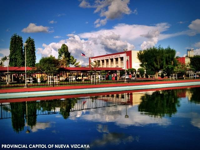 Nueva Vizcaya Provincial Capito Photo by: nuevavizcaya.gov.ph