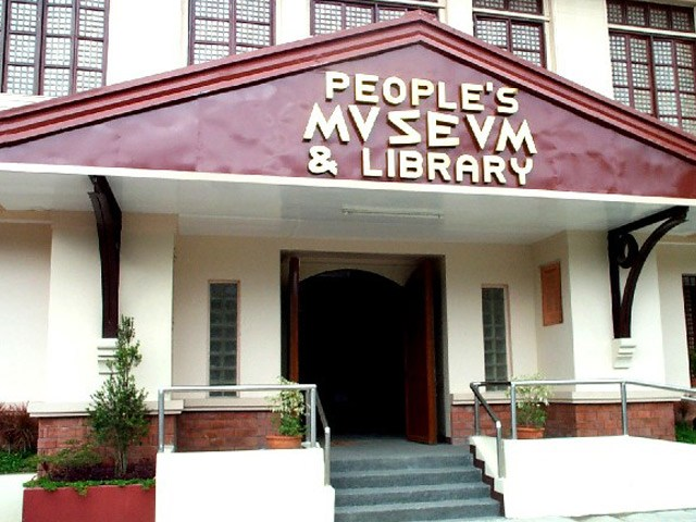 People's Museum and Library Photo by: nuevavizcaya.gov.ph