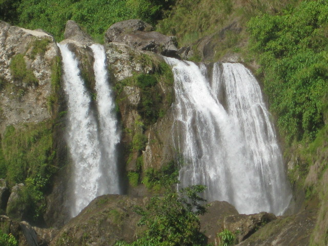 Picao and Sacop Falls Photo by: benguet.gov.ph