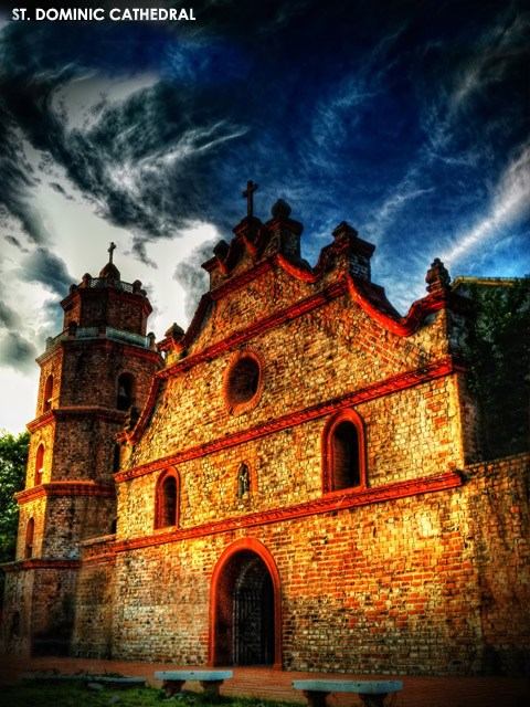 St Dominic Cathedral Photo by: nuevavizcaya.gov.ph