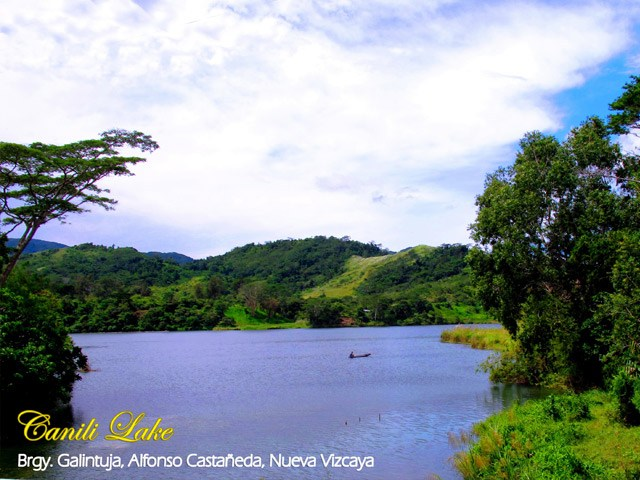 Canili Lake Photo by: nuevavizcaya.gov.ph