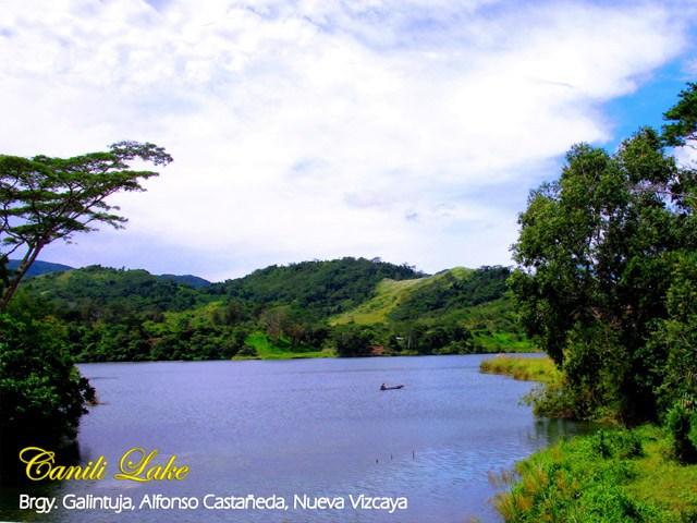 Canili Lake Photo by: nuevavizcaya.gov.ph