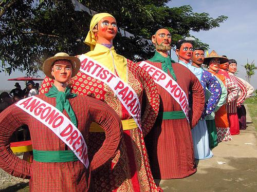 Higantes Festival Photo by: Ferdz Decena/Wikimedia Commons