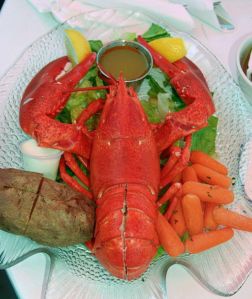 Payi (Lobster) Photo by: Hartmut Inerle/Wikimedia Commons