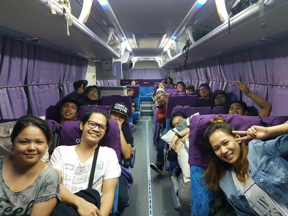 Coda LInes bus